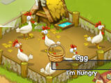 Farming Riches: Collecting eggs