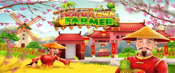 Asian Town Farmer - Enjoy this thrilling farming game that you won't be able to put down.