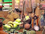 Hidden Object Farm Games Guitar