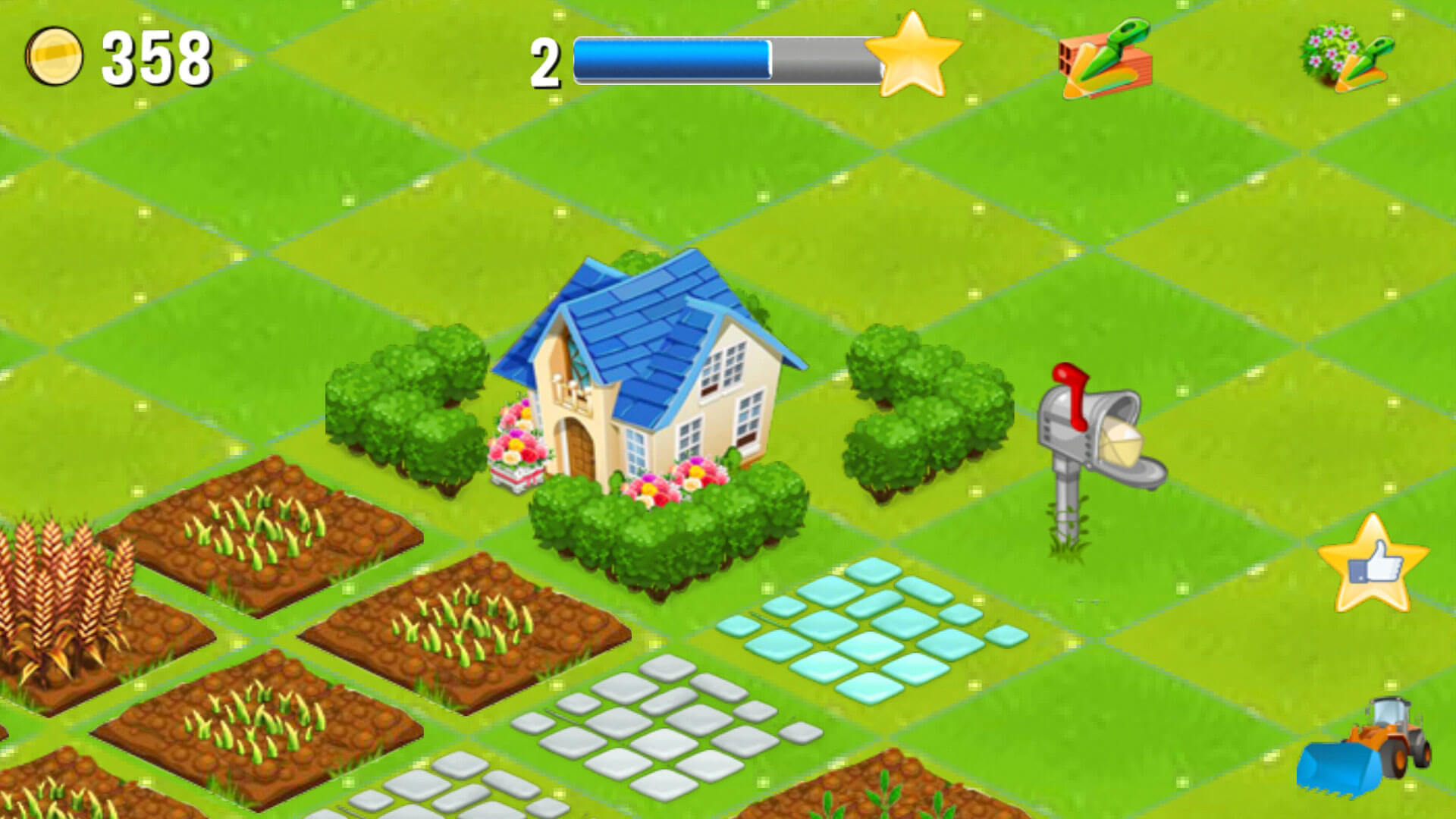 Imaginary Farm Frenzy - Farm Games Free
