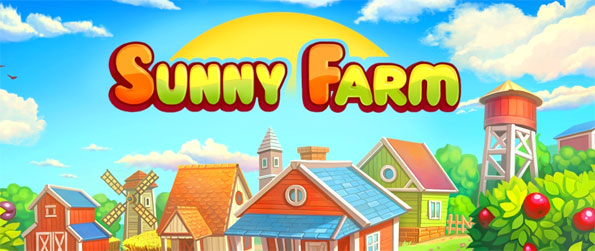 Sunny Fields by Manalot Games - Enjoy this highly immersive farming game that doesn't cease to impress at all.