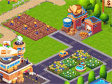 Farm City by iKame Games building a farm