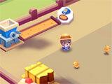 Town Farm: Truck gameplay