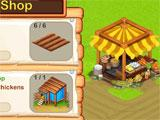 Hayride in-game shop
