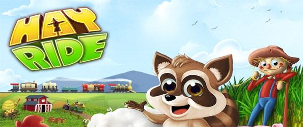 Hayride - Try a new fantastic farm game, grow your crops and animals in this cute game.