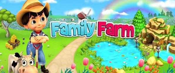 Family Farm - Play Family Farm and experience a fantastic free game.