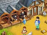 Gameplay for Farm Tribe 2