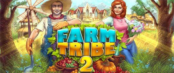 Farm Tribe 2 - Manage a village and grow crops and animals to support them.