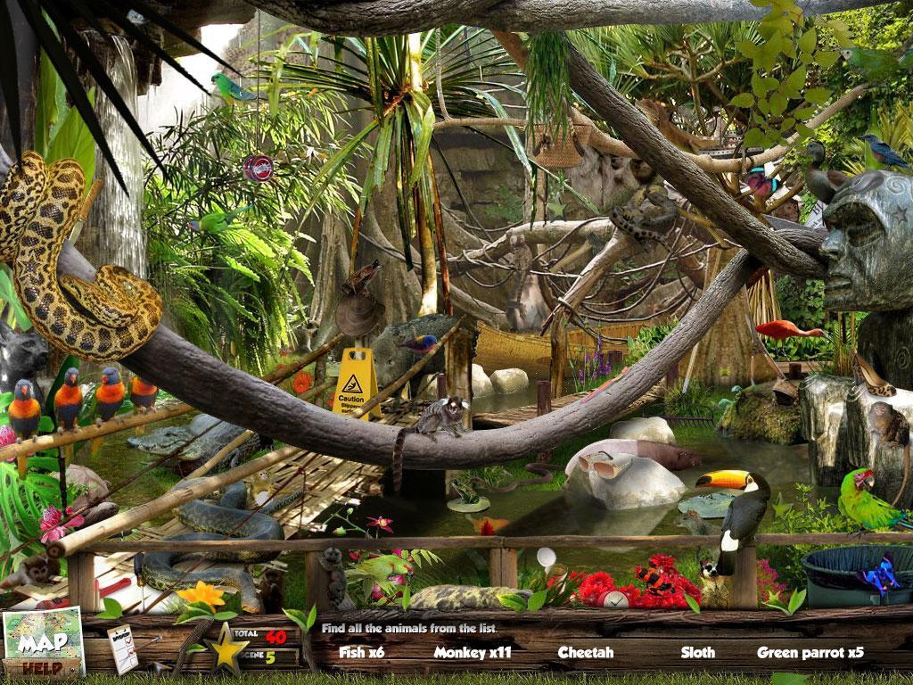 zulus zoo game