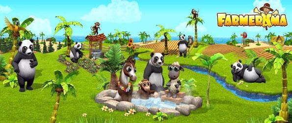Farmerama - Own fantastic rare pets in this amazing free browser farm game.