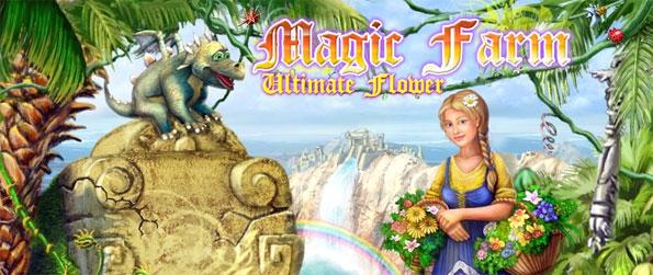 Magic Farm - Enjoy a fantastic time management game transporting you to a magical world.
