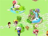 Happy Zoo Starting Area