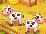 Farm Town 2 Cow Pen