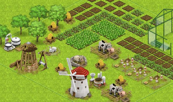 Country Life Farm Games Free - Country games