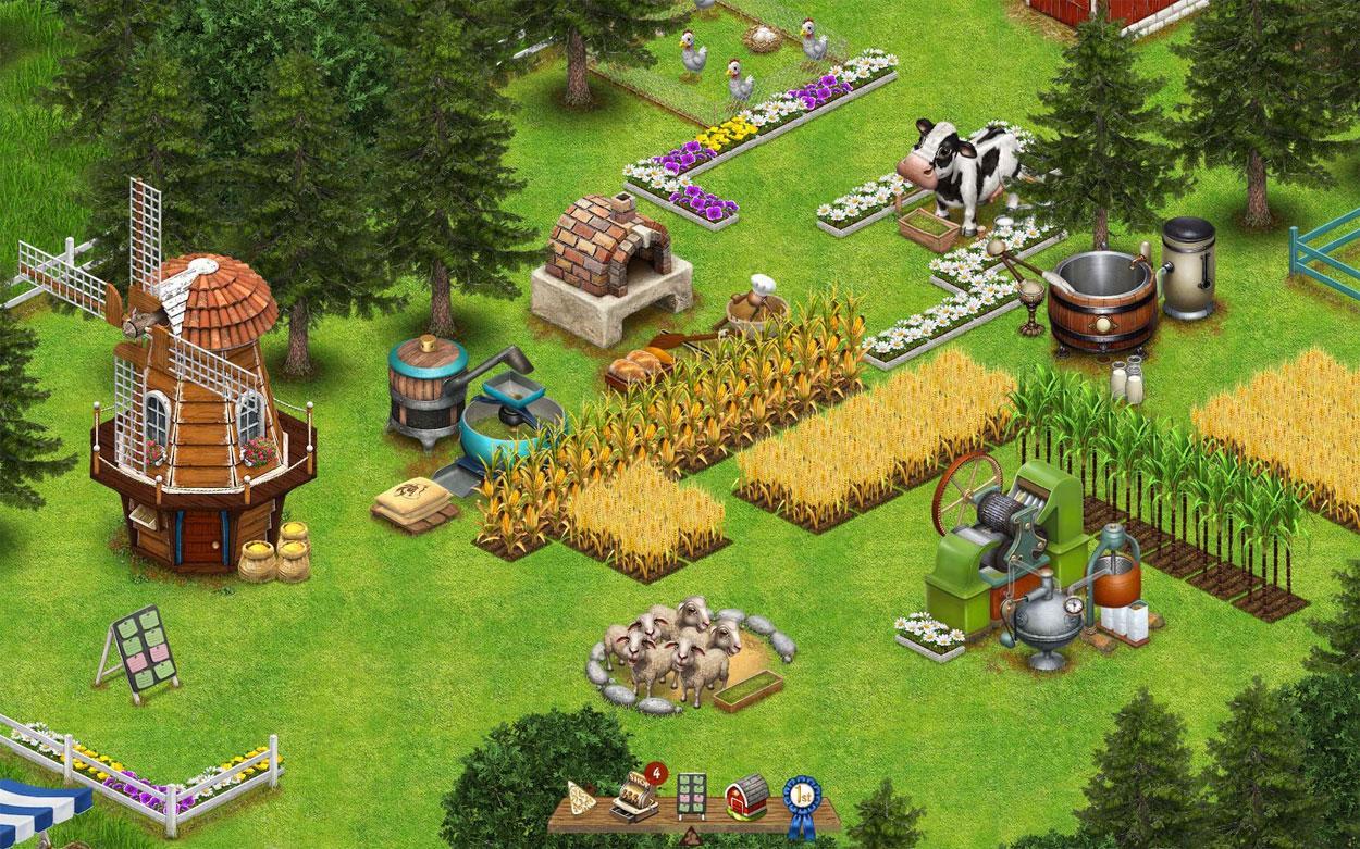 Country Life 2 - Jeux de ferme Gratuits