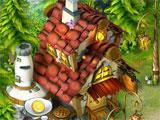 Fantasy Garden Farmhouse