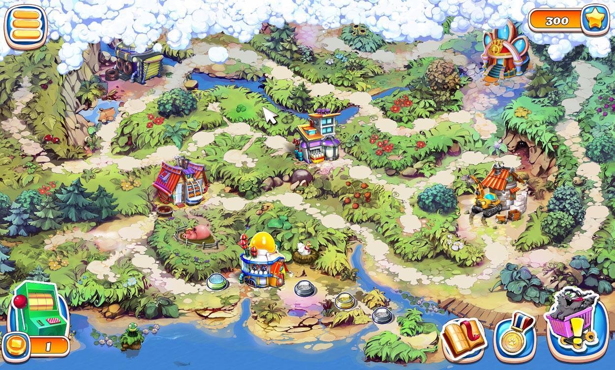 Farm Frenzy: Hurricane Season - Farm Games Free