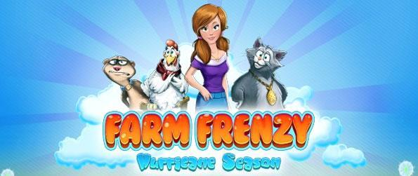 Farm Frenzy: Hurricane Season - Enjoy this epic time and resource management experience where you need to be quick at all times.