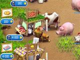 Gameplay for Farm Frenzy 2