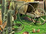Outdoor Barn Silo Hidden Object Scene in Farmington Tales
