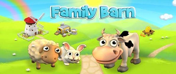 Family Barn - Build a massive and prosperous farm of your very own in this addictive experience.