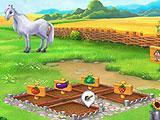 Farm Fields in Magic Seasons
