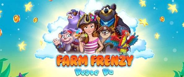 Farm Frenzy: Heave Ho - Play this awesome time management game with a unique pirate themed twist added into the mix.