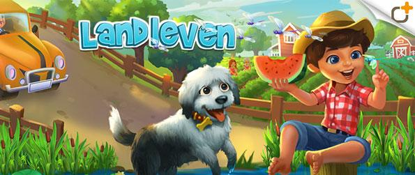 Landleven - Enjoy a brimming new farming game that has ton of stuff to offer and get you busy with playing!