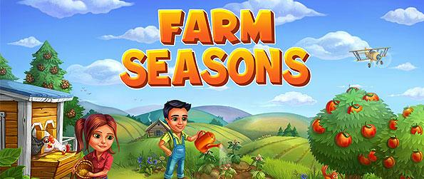 Farm Seasons - You are entitled with an empty lot to startup a small farm.Work hard into growing this small business and turn it into hectares of money-making business.