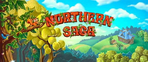 Northern Saga - Rebuild your small farm into a huge paradise full of crops and livestock.