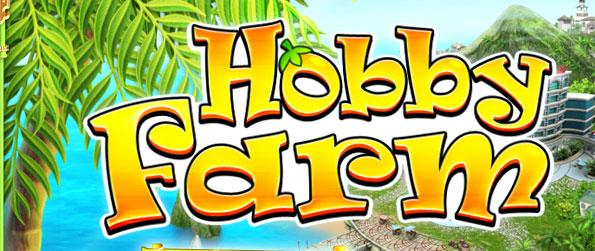 Hobby Farm - Grow your very own hobby farm and earn money from it.