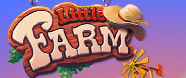 Little Farm - Deliver the trucks' orders, gain a lot of in-game cash and upgrade your farm by adding buildings and technologies to make your farming life easier.