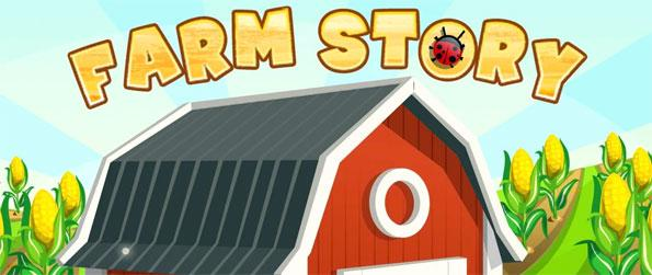 Farm Story - Build the best farm that the world has ever seen in this exciting farming game.