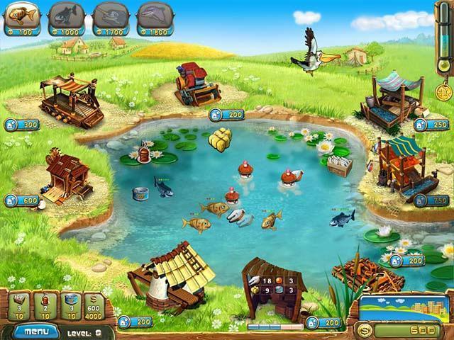 Fisher's Family Farm - Farm Games Free