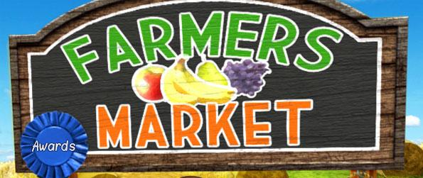 Farmers Market - Manage your own virtual farmers market in this exciting farm sim!