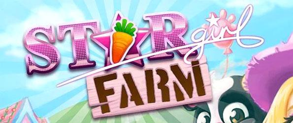 Star Girl Farm - Experience the fresh country farm life and team up with your girls to have fun and decorate your farm anyway you like in this exciting farm simulation game!