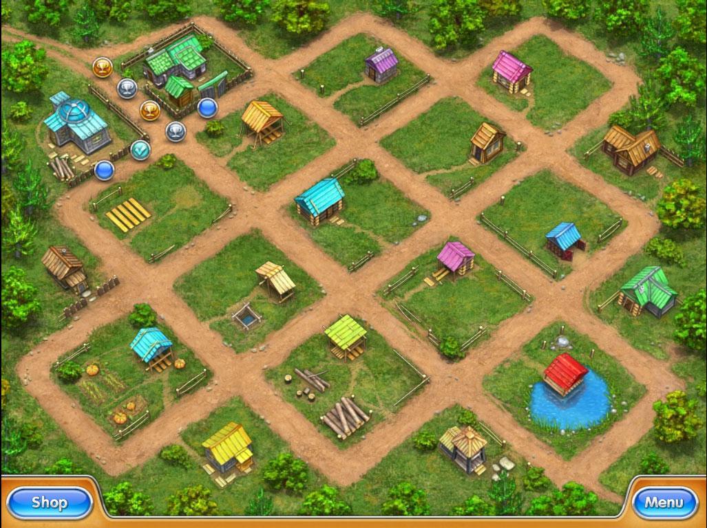 Farm Frenzy 3: Russian Roulette - Farm Games Free