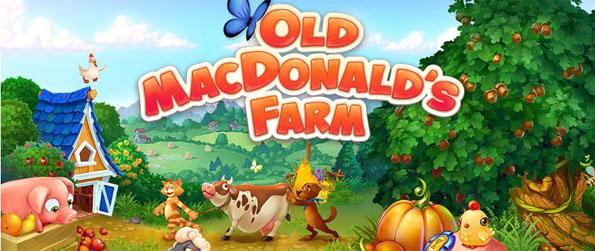 Old MacDonald's Farm - Keep the farm productive and in good shape for Old MacDonald.