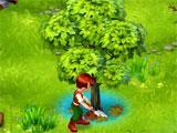Dragon Farm Airworld: Chopping Trees