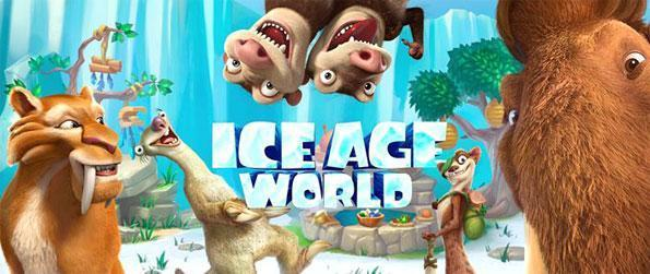 Ice Age World - Build your own farm, plant delicious fruits and help the inhabitants of Ice Age.