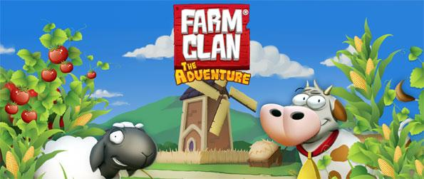 Farm Clan: Farm Life Adventure - Enjoy this captivating game that blends together the elements of both farming and time management genres.
