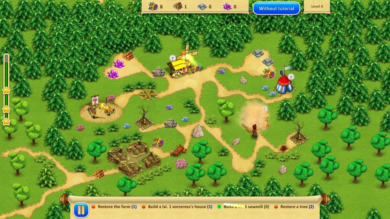 Gnomes Garden 2 , Farm Games Free
