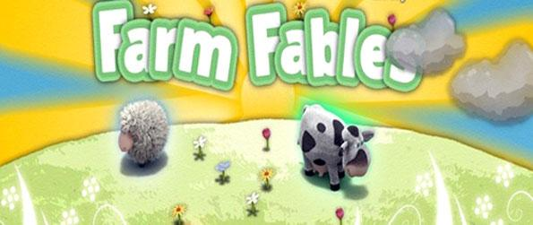Farm Fables - Play this exciting time management that'll have you running your very own farm.