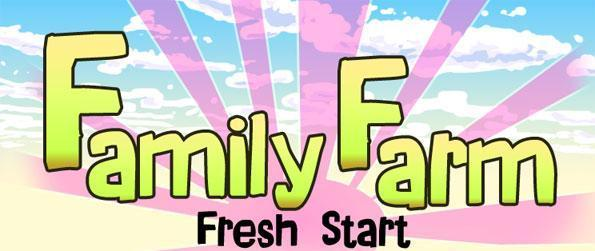 Family Farm: Fresh Start - Immerse yourself in this exciting time management game that'll have you glued to your screen.
