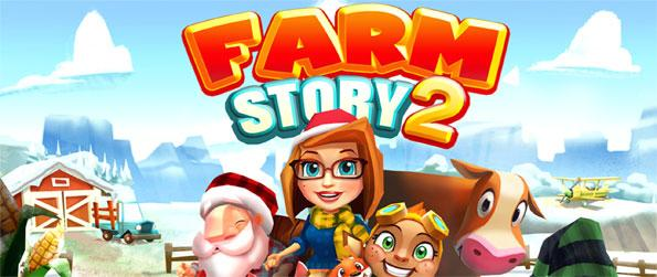 Farm Story 2: Winter - Play this fun filled farming game that'll have you completely hooked from the very first minute.