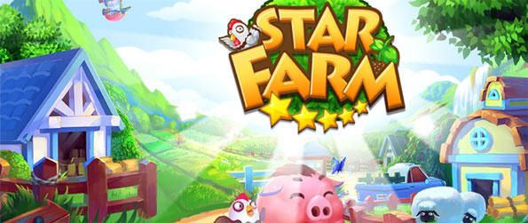 Star Farm 2 - Plant and grow a variety of crops with your friends while building the best farm in the world in Star Farm!