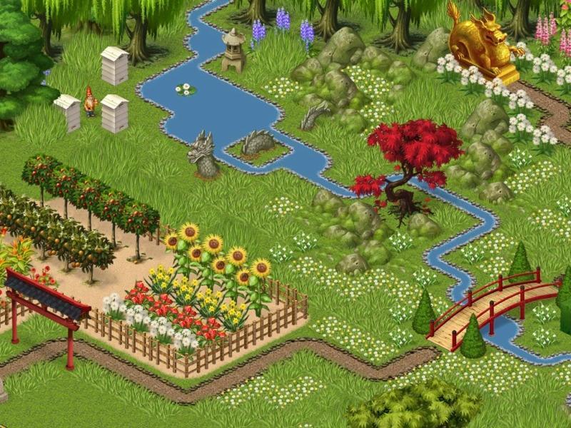 The Secret Garden Game