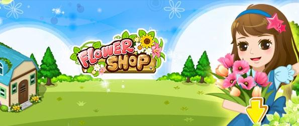 Flower Shop Fun - Build Your Flower Shop!