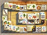 Lost Amulets Stone Garden Mahjong Mode