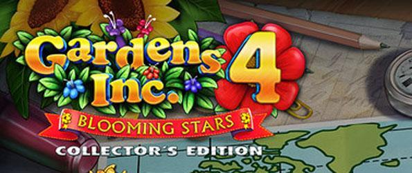 Gardens Inc 4: Blooming Stars - Play this highly addictive game and use your skills to overcome anything that it throws at you.